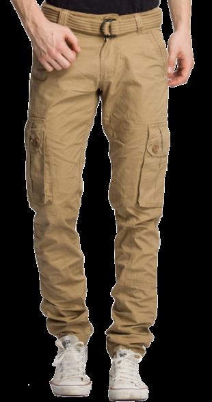 Bodymark  Cotton Brown Trousers - StyleCracker