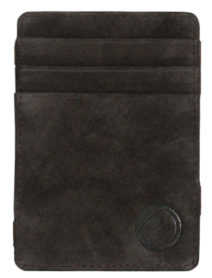 Classic Brown Magic Wallet - StyleCracker