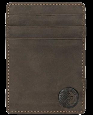 Walnut Brown Magic Wallet - StyleCracker
