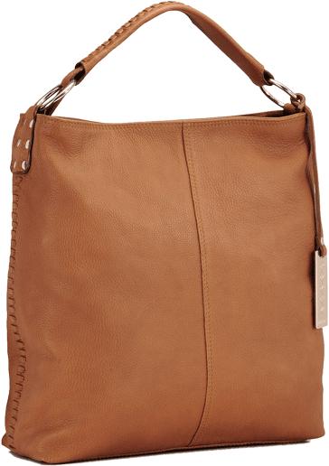 Leather Tote Bag-PR335 - StyleCracker
