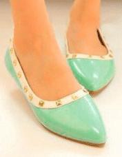 Valentino Inspired Turquoise - StyleCracker