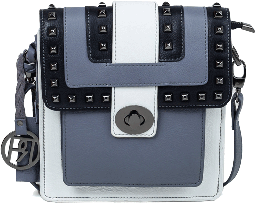 Leather Crossbody Bag-PR1014 - StyleCracker