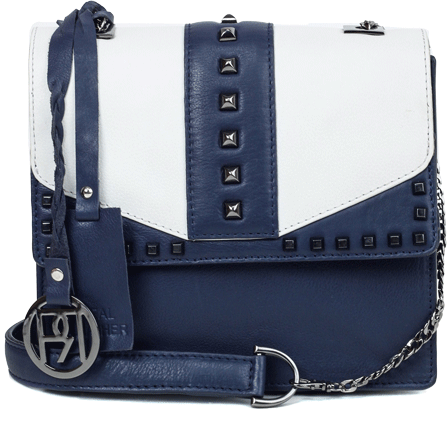 Leather Crossbody Bag-PR1012 - StyleCracker
