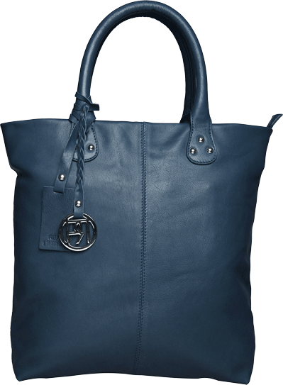 Leather Tote Bag-PR956 - StyleCracker