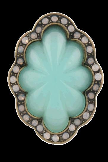Jepessa Ring Pistachio - StyleCracker