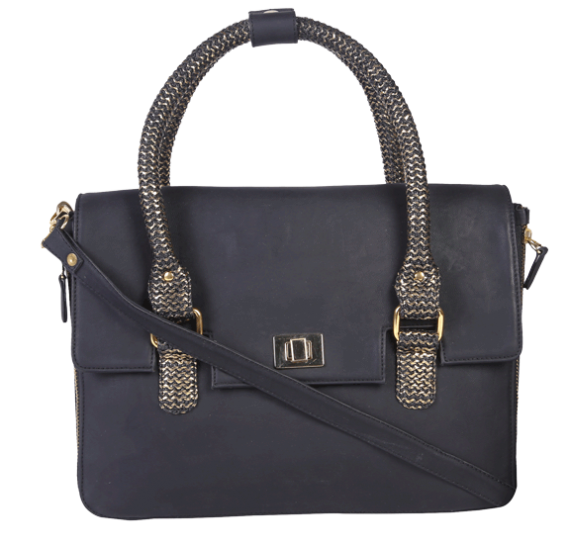 Sophie Box Sling Black - StyleCracker