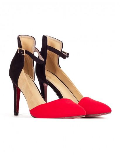 Colorblock Sandals - StyleCracker