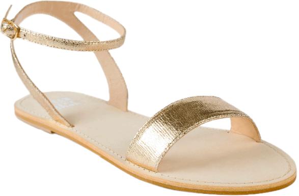 Armida Gold Lustre Flat - StyleCracker