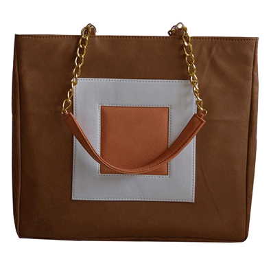 Colour Pop Handbag - Orange - StyleCracker