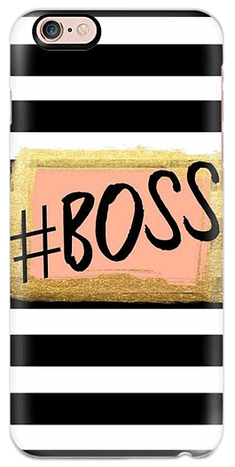 Boss Phone Cover - StyleCracker