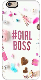 Girl Boss Phone Cover - StyleCracker