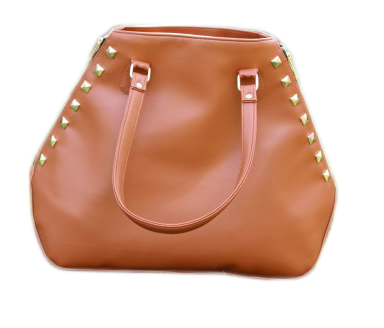 Two way Tan Tote - StyleCracker