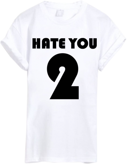 Hate You 2 - StyleCracker