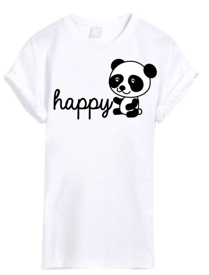 Happy panda - StyleCracker