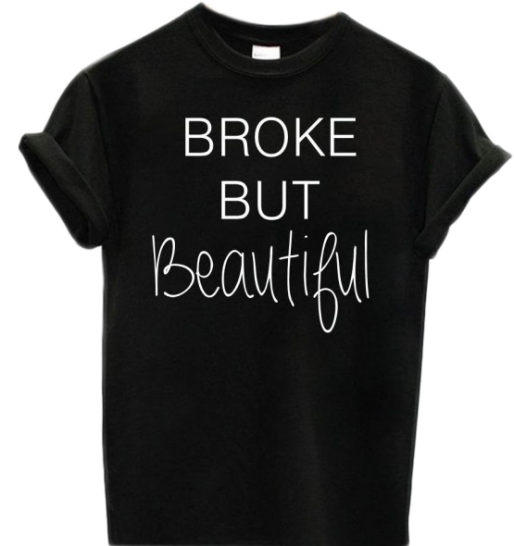 Broke But Beautiful - StyleCracker