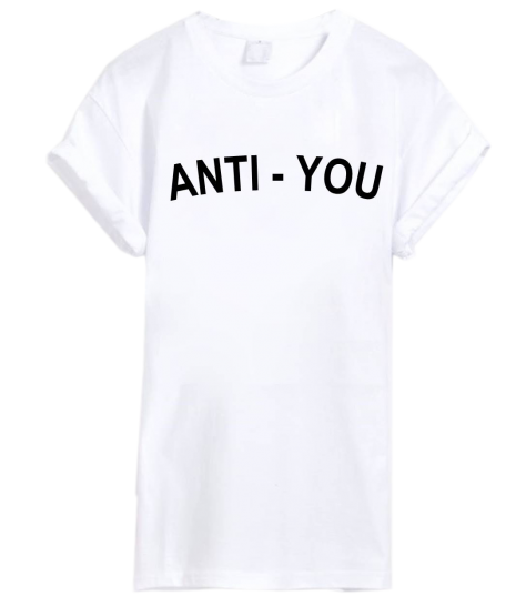 Anti-You - StyleCracker