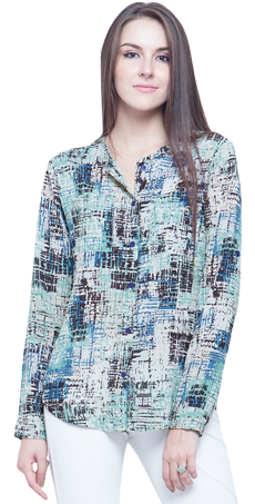 Chic Extreme Shirt - Abstract - StyleCracker