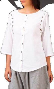 Anna, Covertable Shirt - StyleCracker