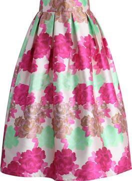 Pink Princess Skirt - StyleCracker