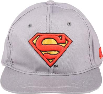 Superman Grey Cap - StyleCracker