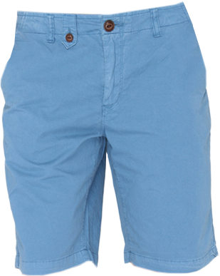 Light Blue Shorts - StyleCracker