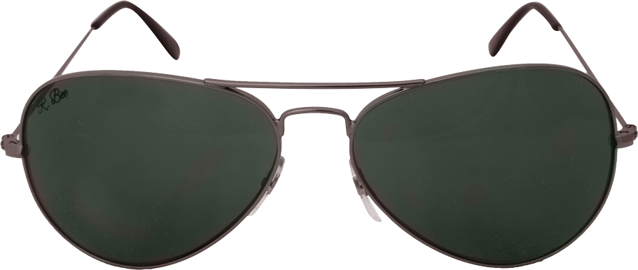 Rbee Eyeware Aviator Sunglasses-Dark Grey - StyleCracker