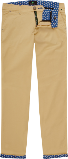 The Globetrotter: Sun Lover Stretch Chino | Slim Fit (LIMITED EDITION) - StyleCracker