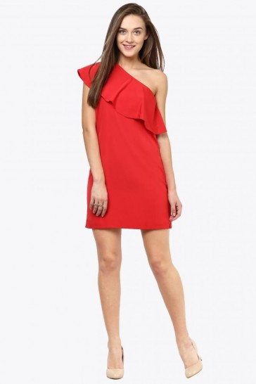 Short Cut To Love Shift Dress - StyleCracker