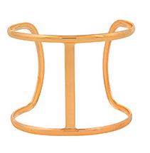 Gold Asymmetrical Bracelet - StyleCracker