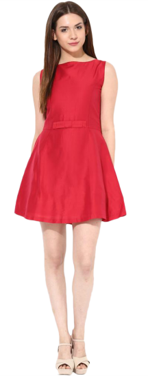 All Eyes On Me Skater Dress - StyleCracker