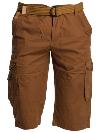 Bodymark Cotton Yellow Shorts - StyleCracker