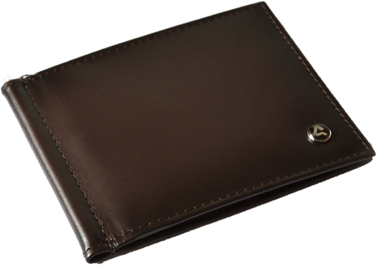 Cuprum Money Clip Wallet - StyleCracker