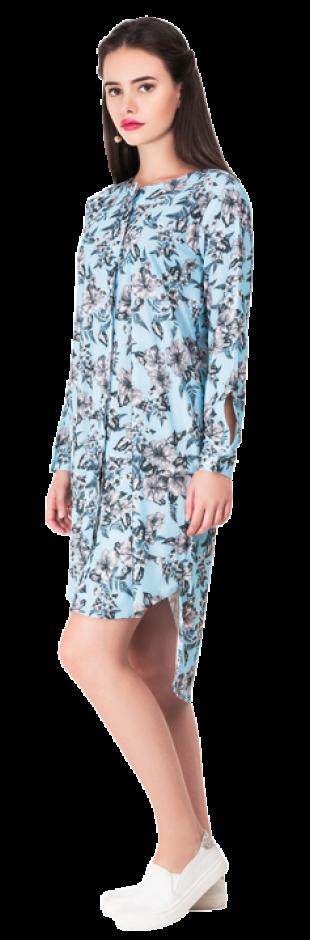 Shirt Dress - StyleCracker