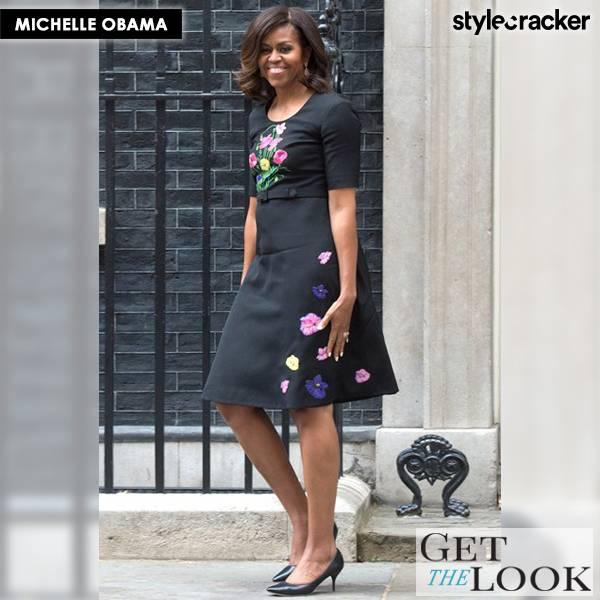 MichelleObama Getthelook - StyleCracker