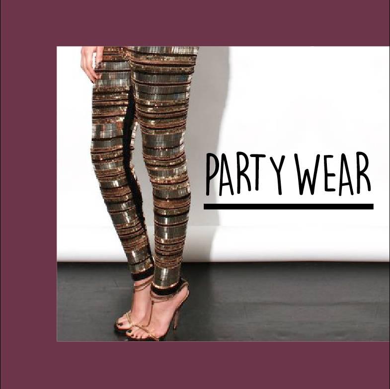 PartyWear - StyleCracker