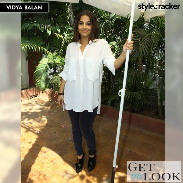 VidyaBalan GetTheLook - StyleCracker