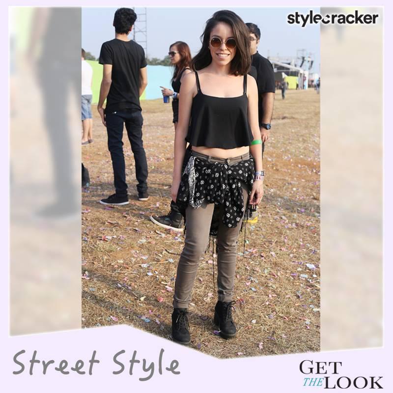 StreetStyle Pamela Mumbai - StyleCracker