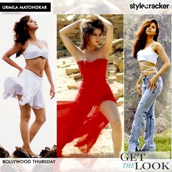 GetTheLook UrmilaMatondkar - StyleCracker