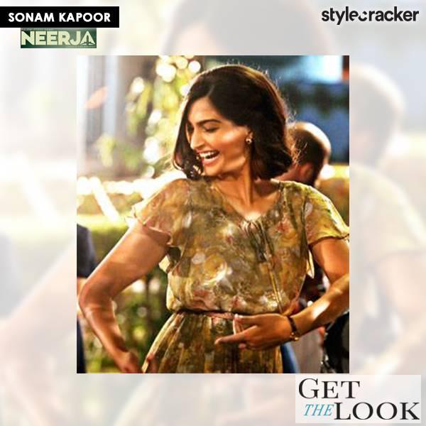 GetTheLook SonamKapoor Neerja FaceYourFear FearVsNeerja - StyleCracker