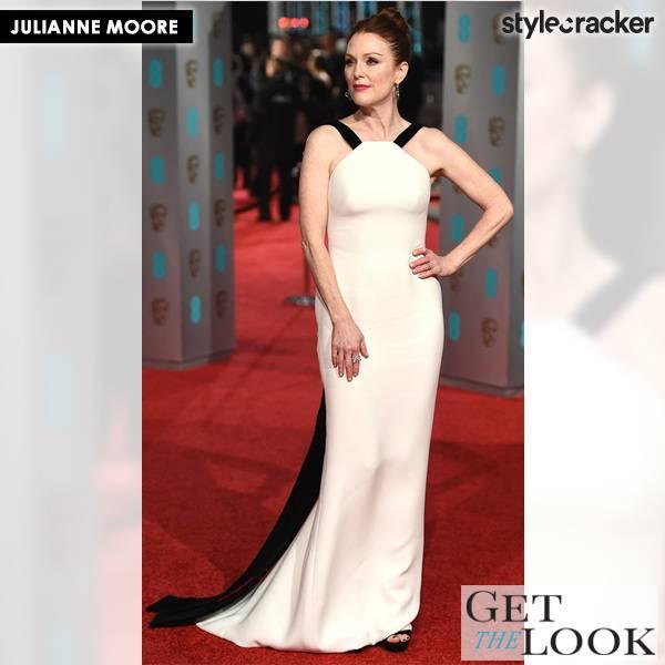 GETTHELOOK BAFTA JULIANNEMOORE CELEBSTYLE - StyleCracker
