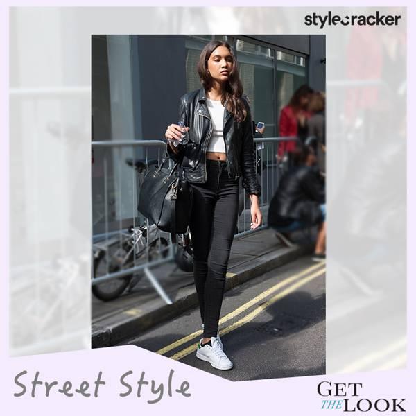LondonFashionWeek StreetStyle GetTheLook - StyleCracker