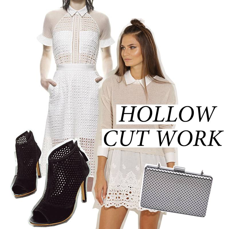 ResortWear Trends HollowCutWork - StyleCracker