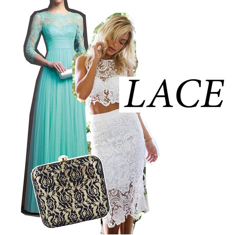 ResortWear Trends Lace - StyleCracker