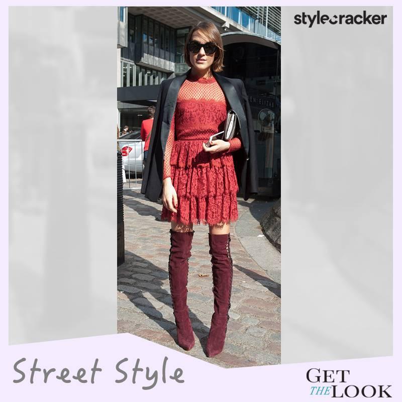 LondonFashionWeek GetTheLook - StyleCracker