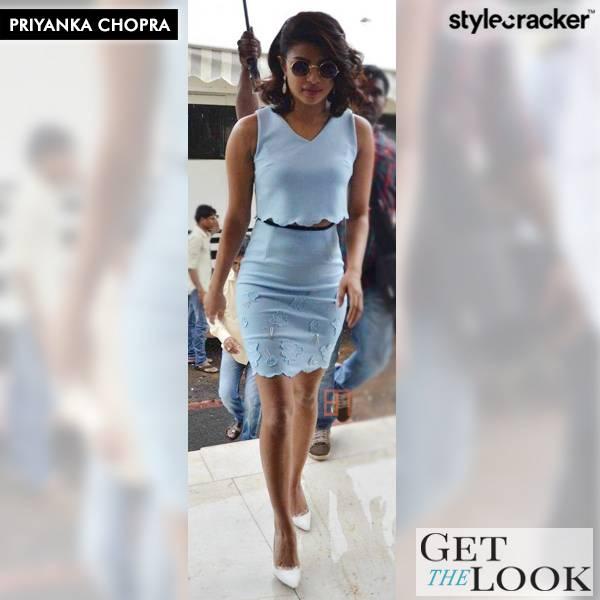 GetTheLook PriyankaChopra Gangajal  - StyleCracker