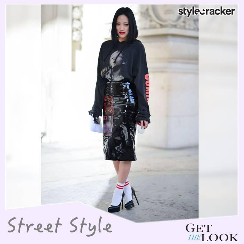 GetTheLook StreetStyle ParisFashionWeek  - StyleCracker