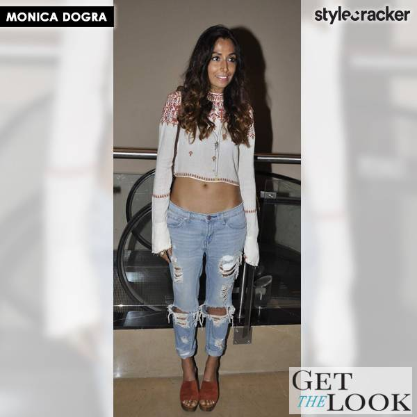 GETTHELOOK CELEBRITY MONICADOGRA - StyleCracker