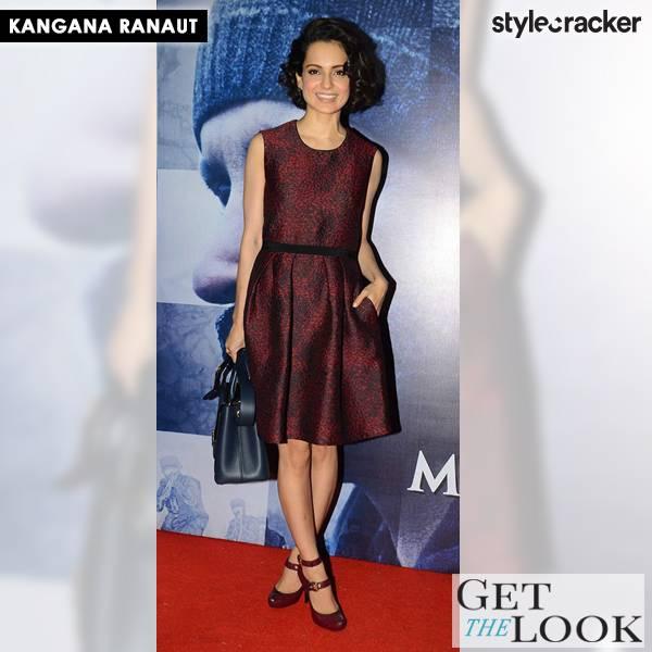 GetTheLook Celebrity KanganaRanaut - StyleCracker