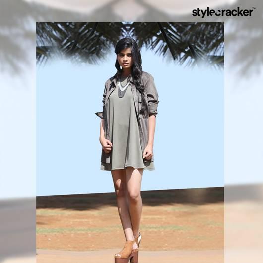 GetTheLook Military Olivegreen Trending - StyleCracker