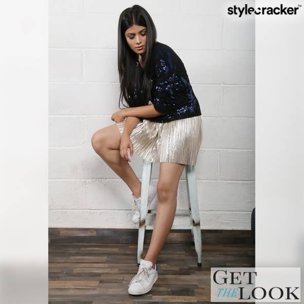 Getthelook Metallic Moonshine  - StyleCracker